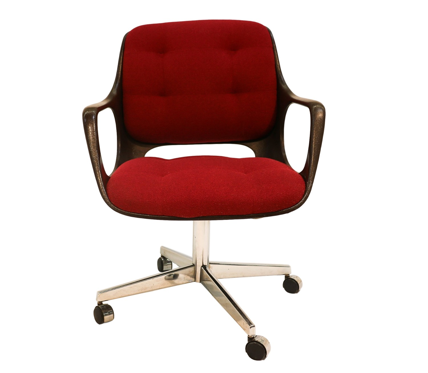 Modern Office Desk Chairs Mid Century Modern Office Chair Hermann Miller Style