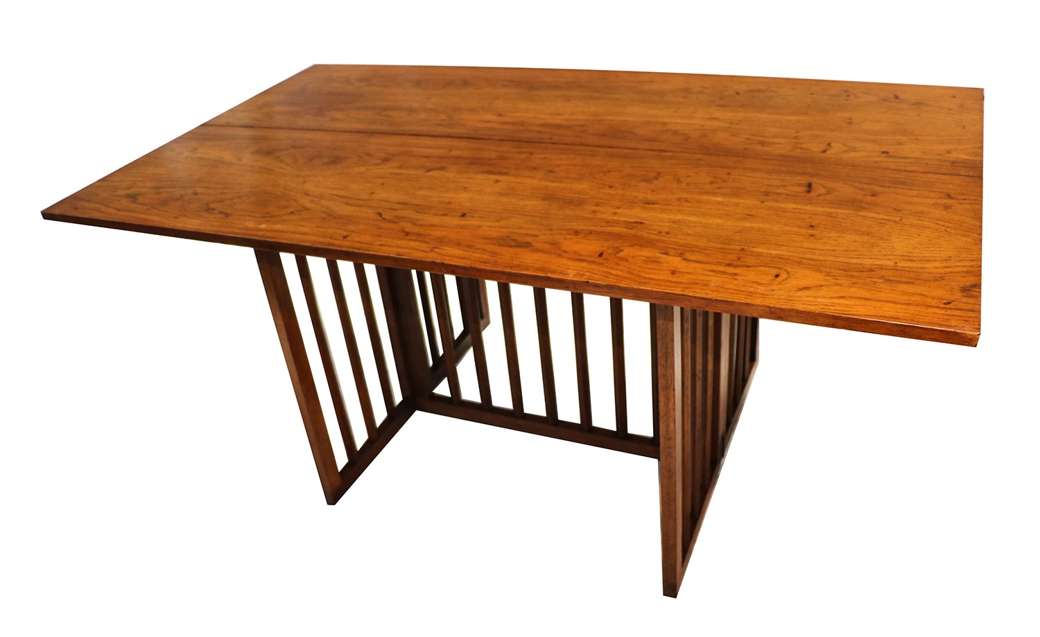 Console To Dining Table Mid Century Modern Folding Console Dining Table