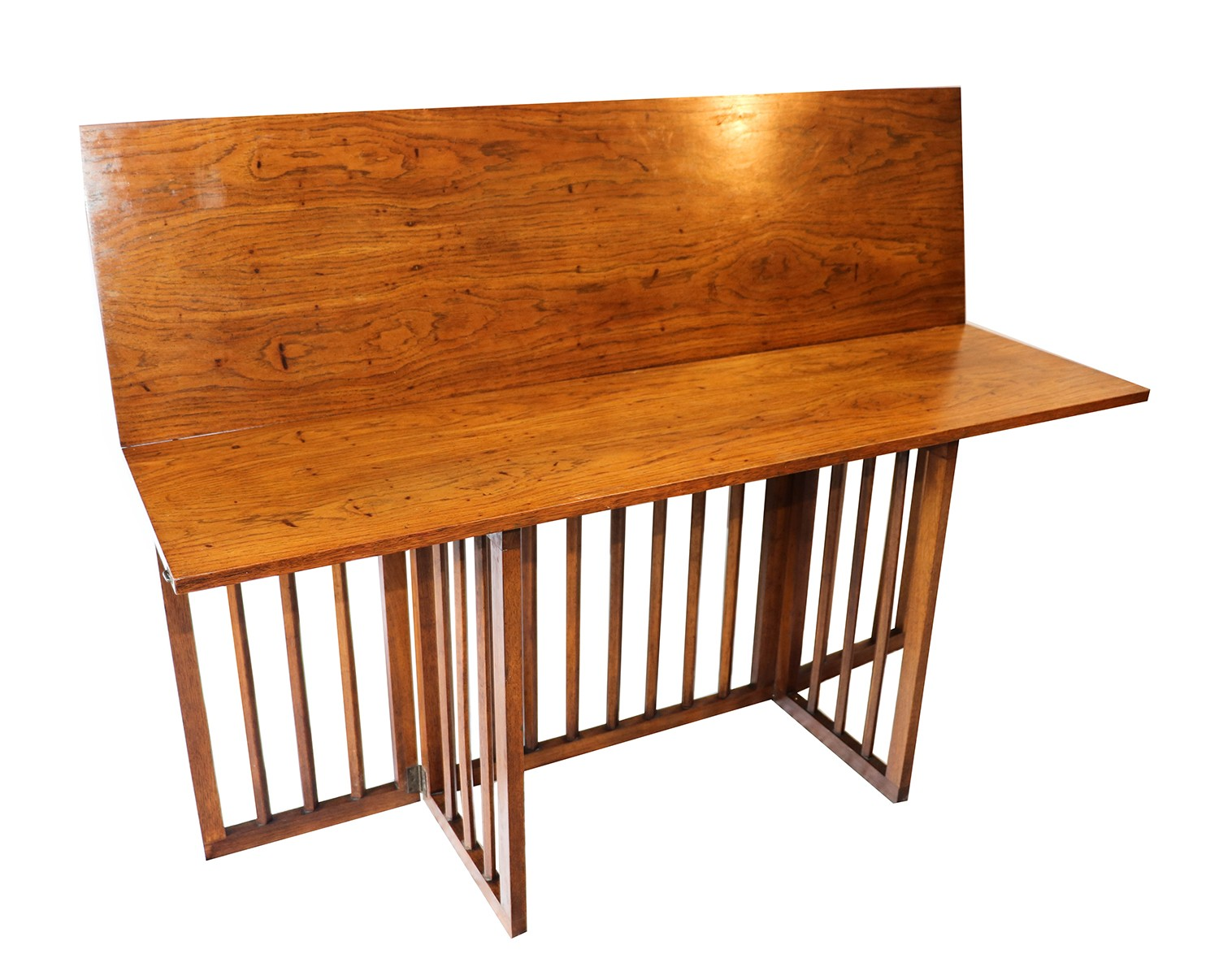 Dining Table Console Mid Century Modern Folding Console Dining Table