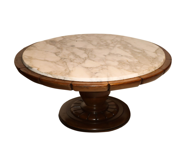 vintage wood tables