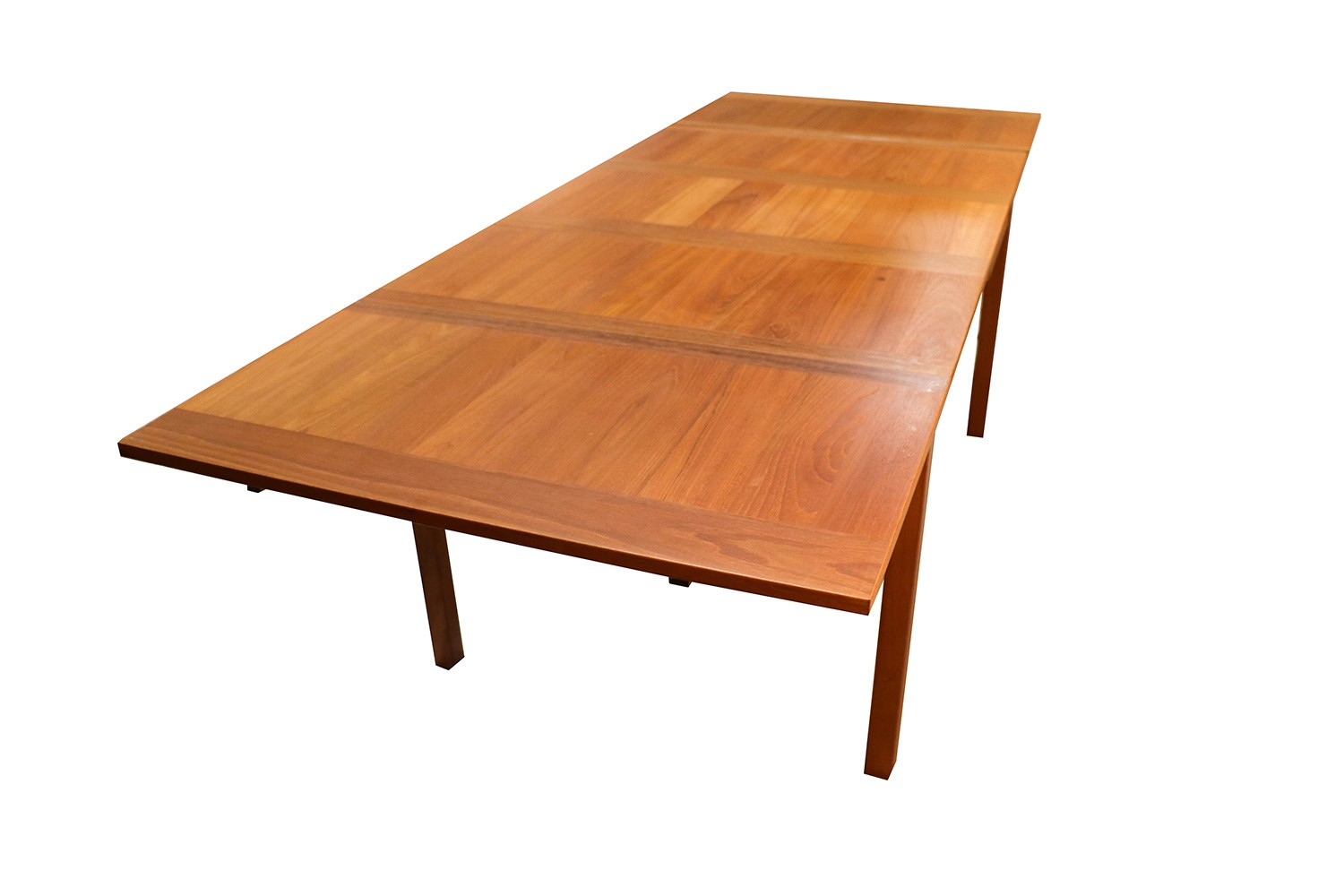 Extension Dining Table Modern Danish Modern Teak Extendable Dining Table Vejle Stole