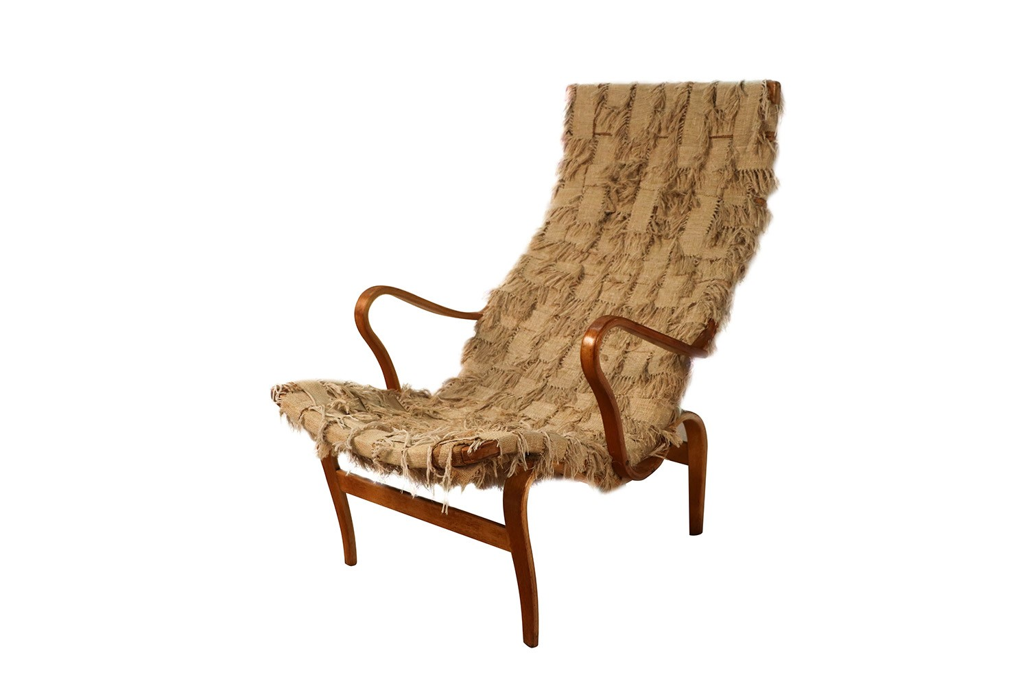 Swedish Mid Century Furniture Mid Century Danish Bruno Mathsson Pernilla Lounge Chair Sweden