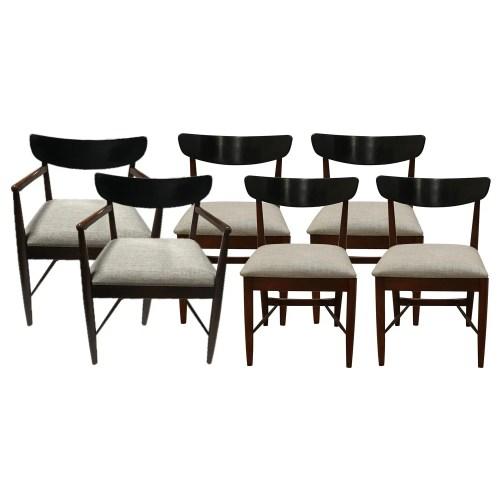 Medium Crop Of Mid Century Modern Dining Chairs