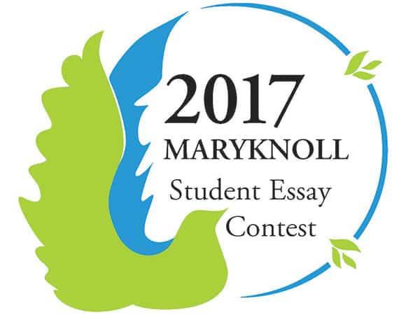 Maryknoll Magazine Announces 2017 Student Essay Winners