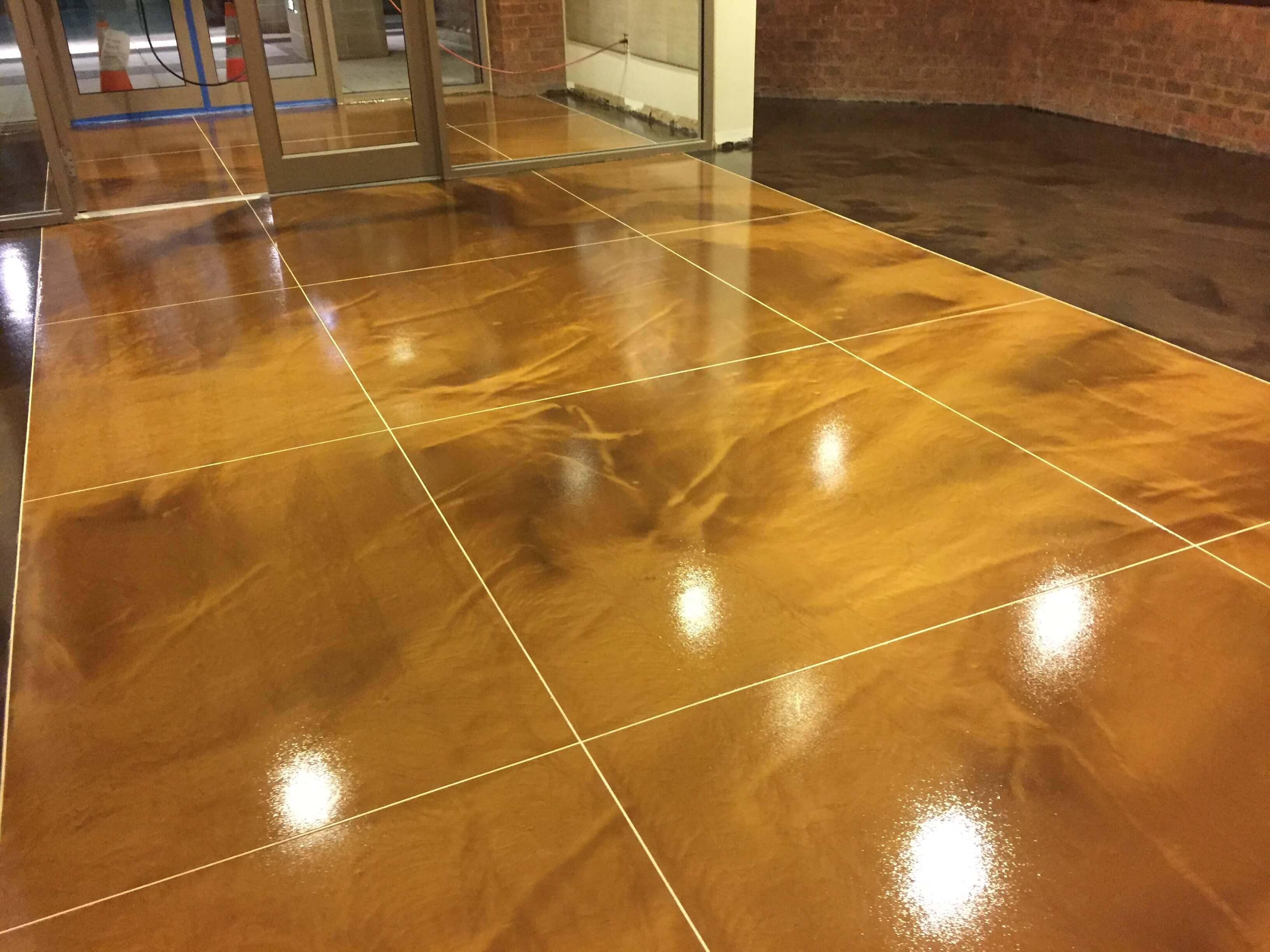 Epoxy Garage Floor Expansion Joints Maryland Concrete Design Epoxy Floor Coatings