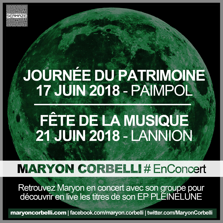maryon - concert 2018