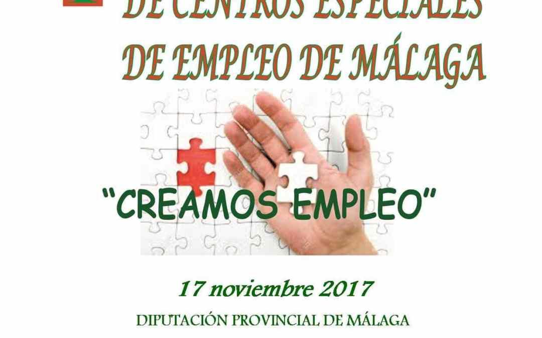 I Jornada provincial de Centros Especiales de Empleo de Málaga