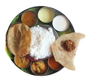 South Asian vegetarian