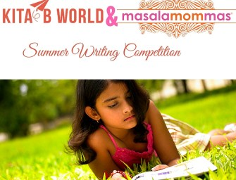 Summer Kids' Writing Competition