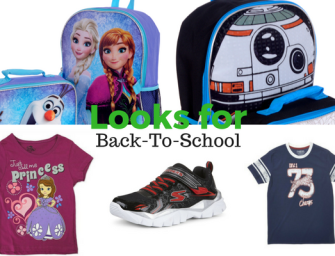 Budget-Friendly Back-To-School Essentials from Sears Canada