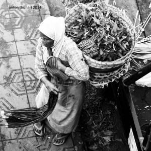Buruh Gendong Pasar