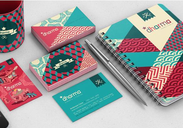 Artikel Pendidikan Terbaru Artikel Pendidikan Blog Hipni Rohman Gambar Contoh Desain Kartu Nama Self Branding By Estudio Dharma
