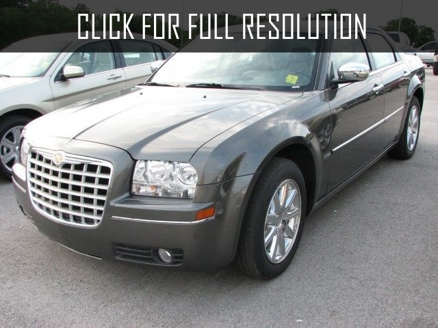 2010 Chrysler 300 Touring best image gallery #10/17 - share and download