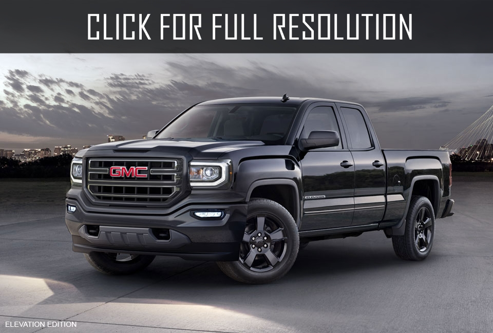 GMC - All Models and Modifications for all production years with