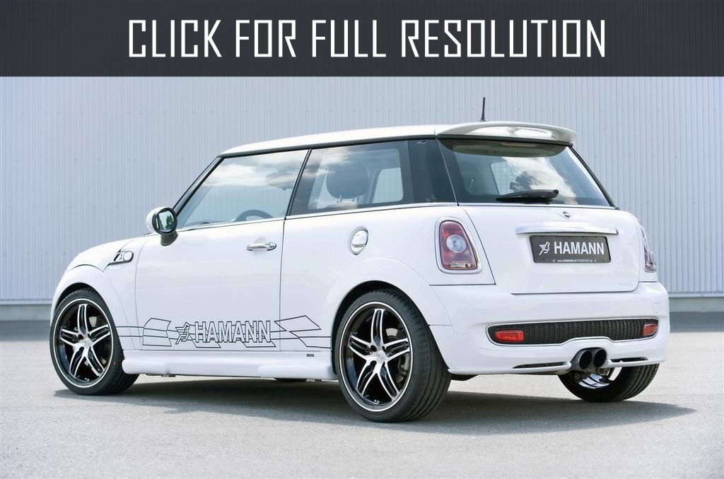2008 Mini Cooper S best image gallery #1/15 - share and download