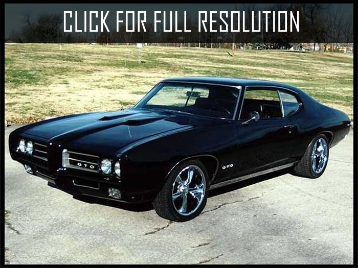 1969 Pontiac Gto - news, reviews, msrp, ratings with amazing images