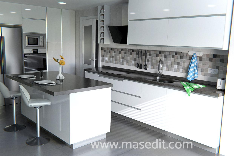 Diseño De Cocinas Pequeñas Ikea | Programas De Diseño De Cocinas Por ...