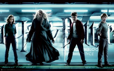 harry potter and the half blood prince wall high definition