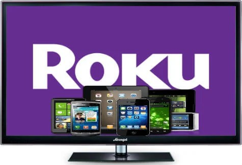 roku channels to play video from iphone, android, pc and