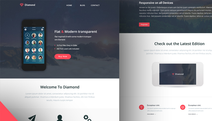 35 Free Responsive Email Templates for Newsletters - Mashtrelo
