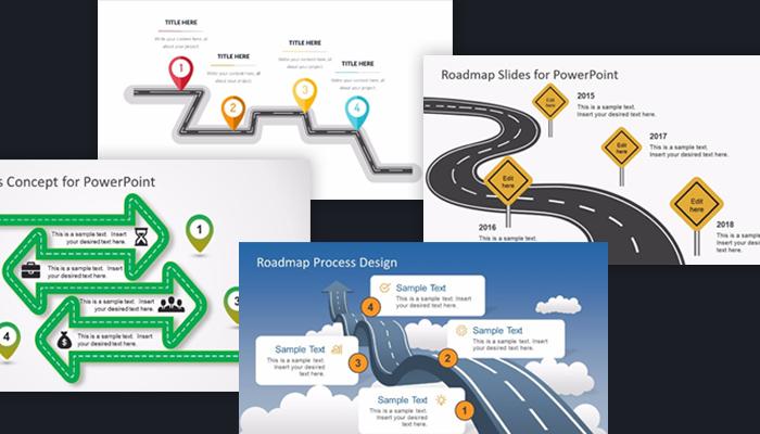 25 Free Project Roadmap Powerpoint Templates - Mashtrelo