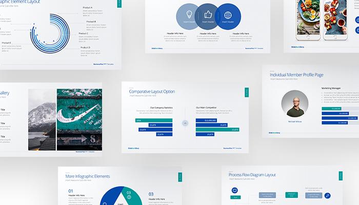 Premium Powerpoint Templates (35 Presentation PPT Themes)