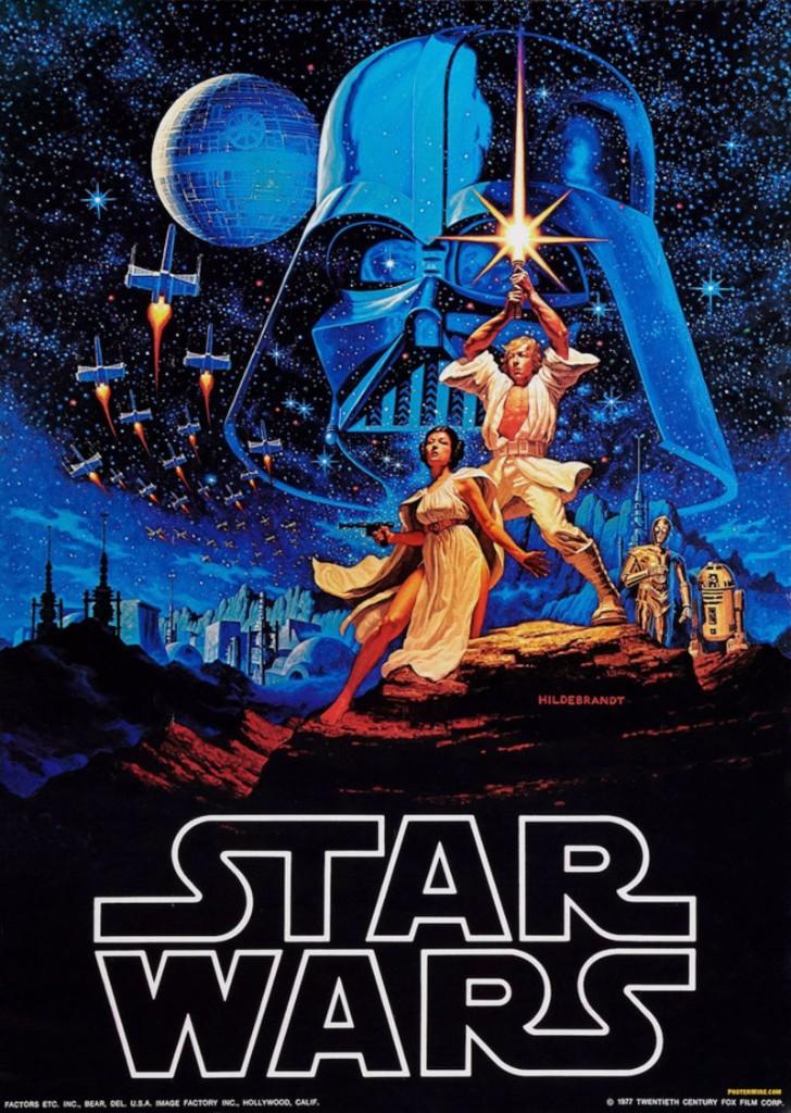 25 Free Printable Star Wars Posters (Updated November, 2017)