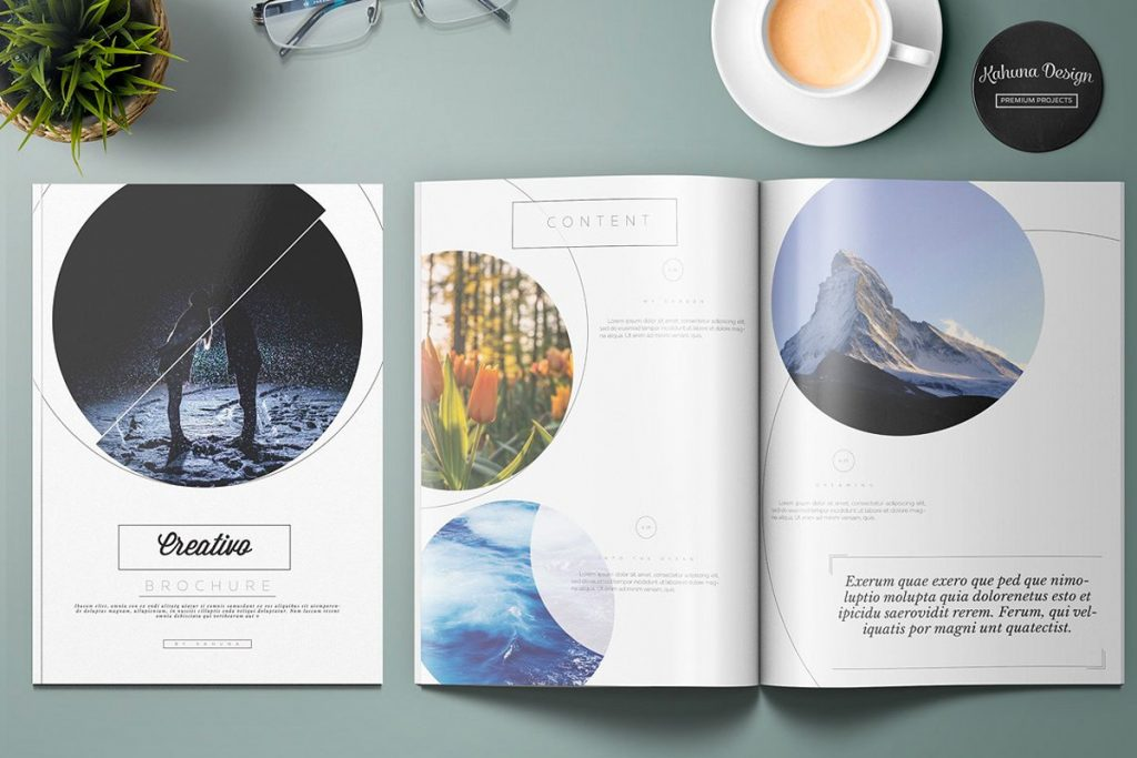 35 Best Travel Brochure Templates and Examples 2018