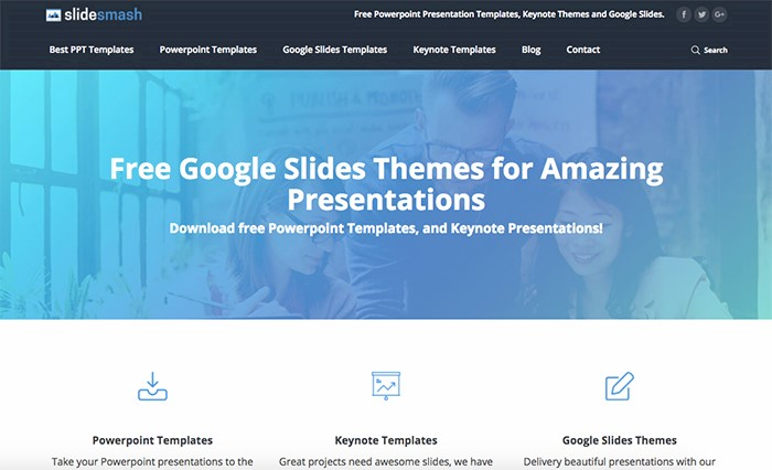 50+ Best Free PowerPoint Templates for Presentations - Mashtrelo