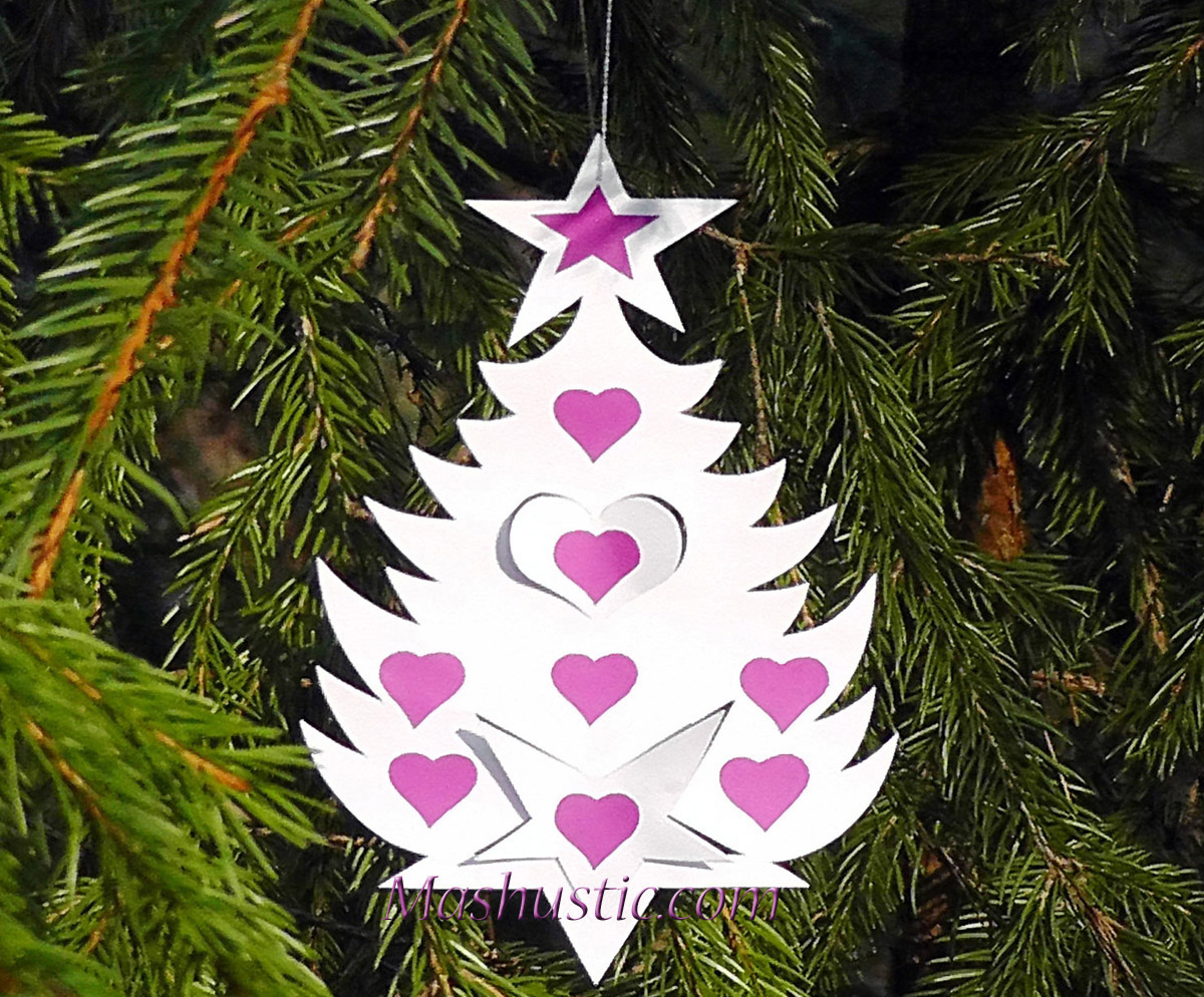 Dark Paper Tree Making Paper Decorations Paper Decorations Craft Ideas Paper Decorations Uk curbed Paper Christmas Decorations