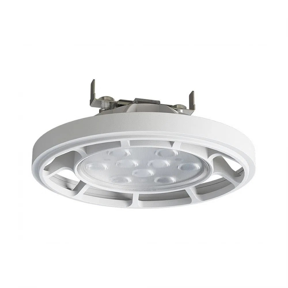 Valor Lamparas Led Lámpara Ar111 Led 10w 18 Fijo Blanco Magg Masluz