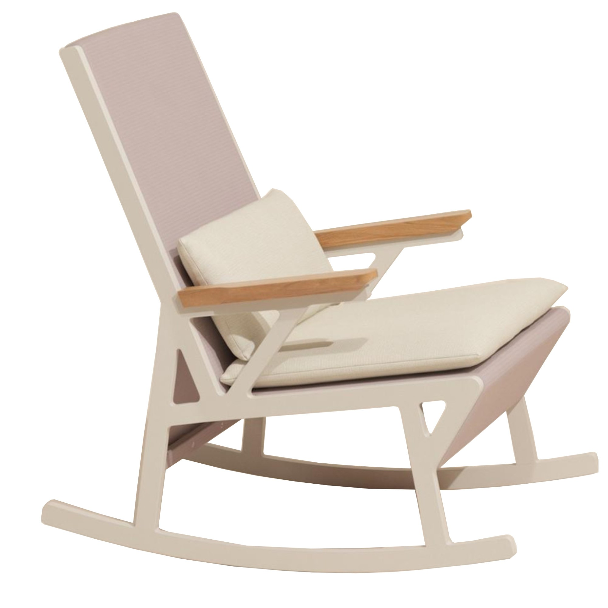 Vieques Rocking Chair Armchairs Armchairs And Sofas Kettal Masonionline