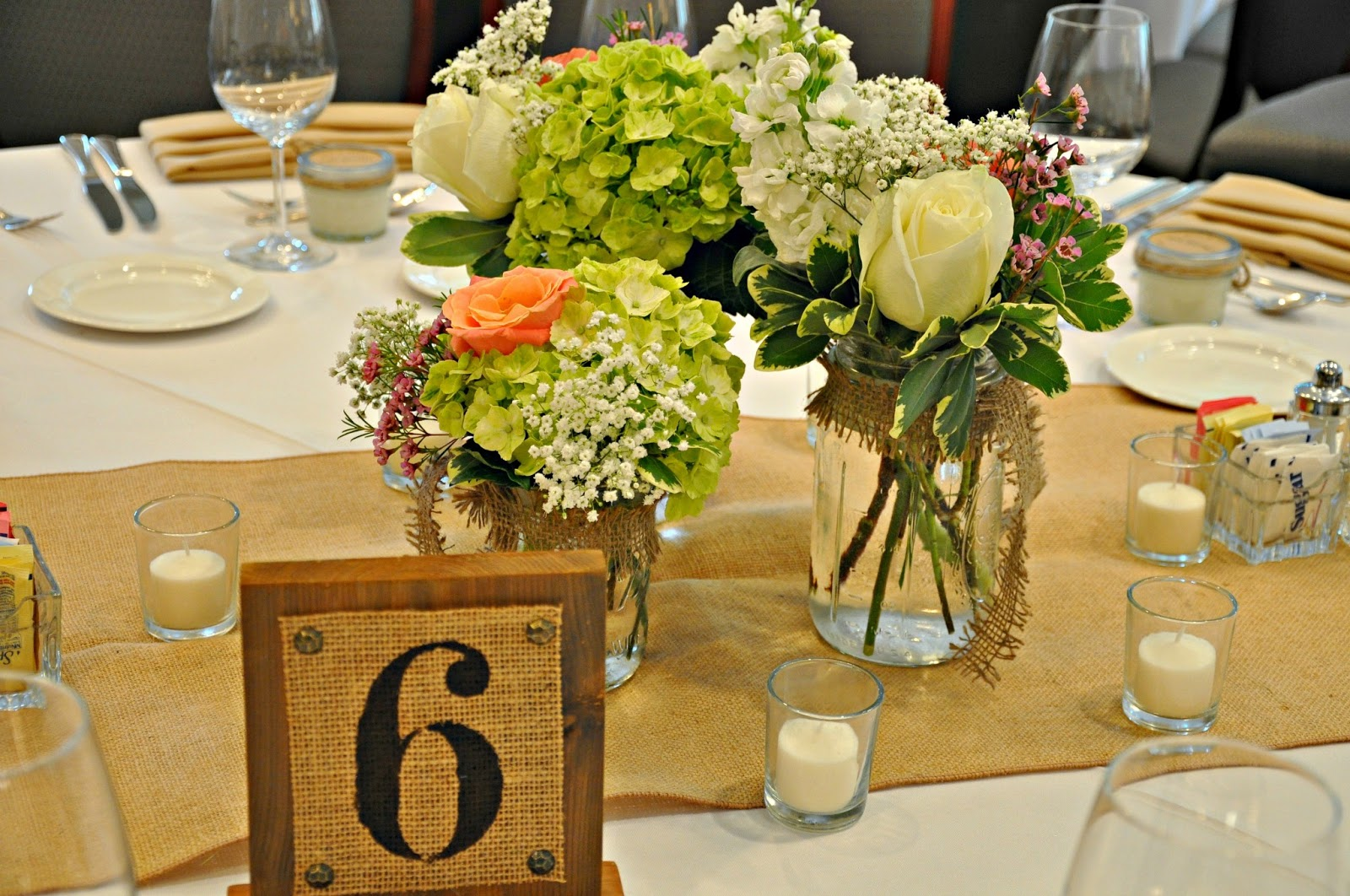 Mason jar crafts wedding -  Crafts Mason Jar Flower Arrangements Weddings Download