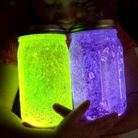 Mason Jar Fairy Jar