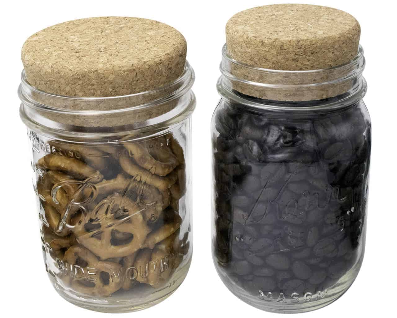 Cork Jar Cork Lid Stopper For Mason Jars