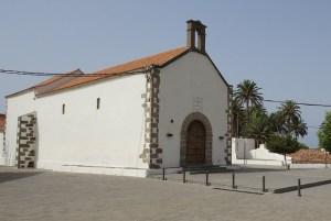 Ermita de Guadalupe, en la zona de Juan Grande