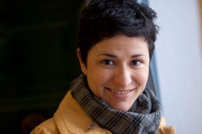 Davinia Arbelo, secretaria general de Podemos SBT