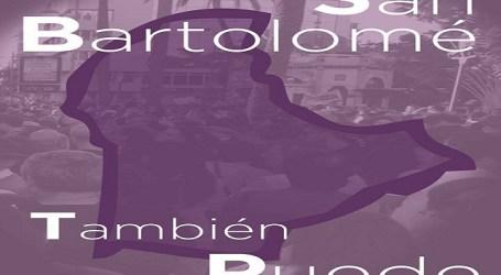 San Bartolomé También Puede sale a por 1.500 firmas para ser agrupación de electores