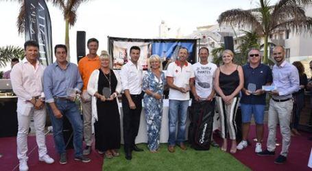 Craig Shaw, vencedor en scratch del IV Torneo Hotel Bohemia Suites & Spa