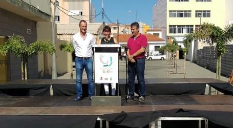 Buena parte de las 23 empresas instaladas en la IV Feria del Sol son canarias