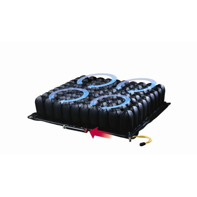 Rohor Quadtro Selectr High Profiler Wheelchair Cushion
