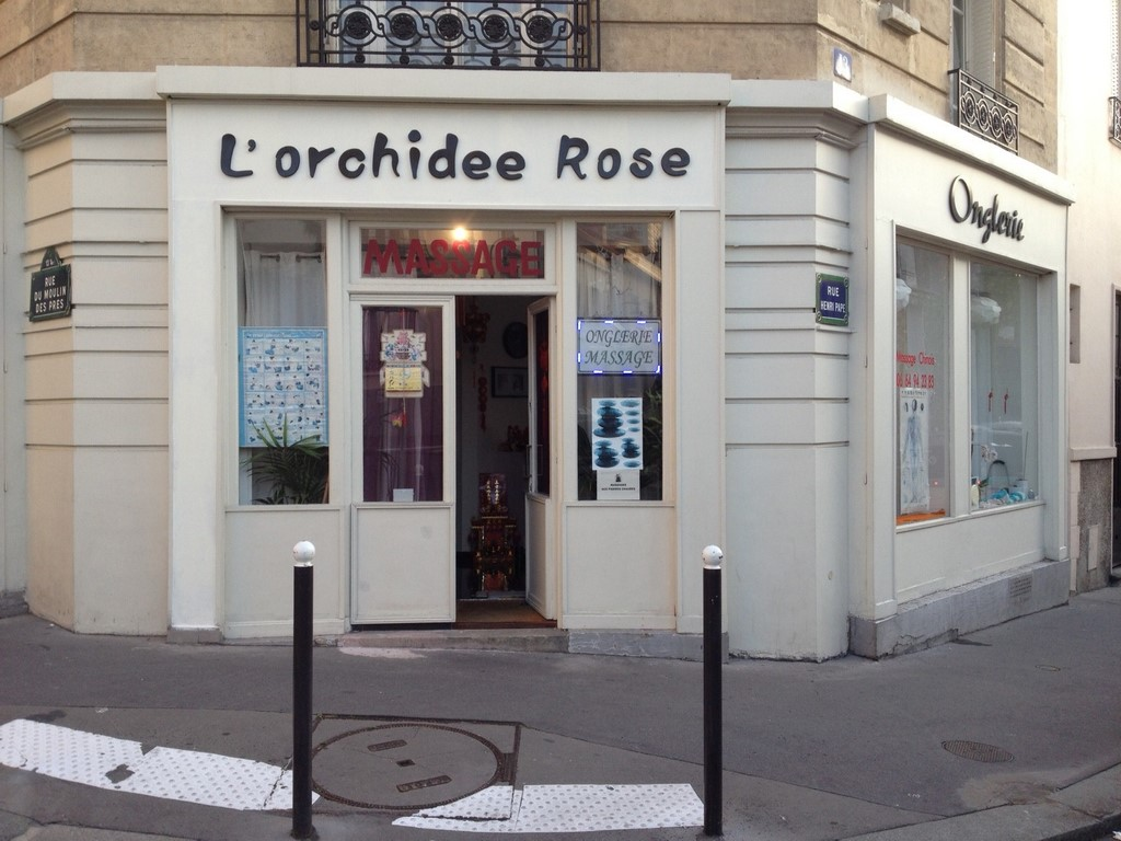 Salon De Massage 94 L 39orchidée Rose Massage à Paris 75013 Informations