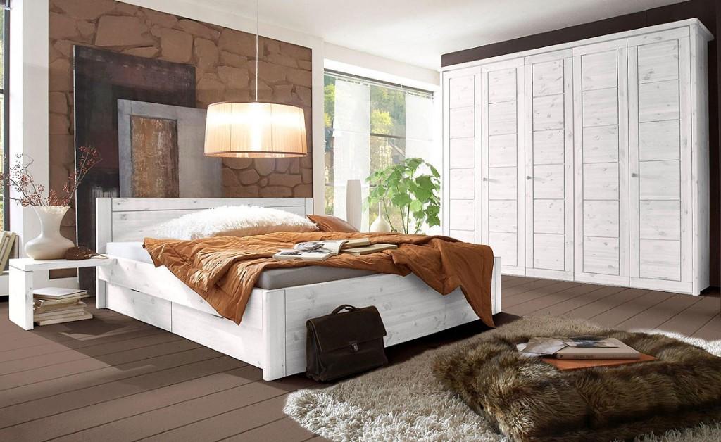 Kiefer Schlafzimmer Komplett | Vintage Wohnzimmer Möbel