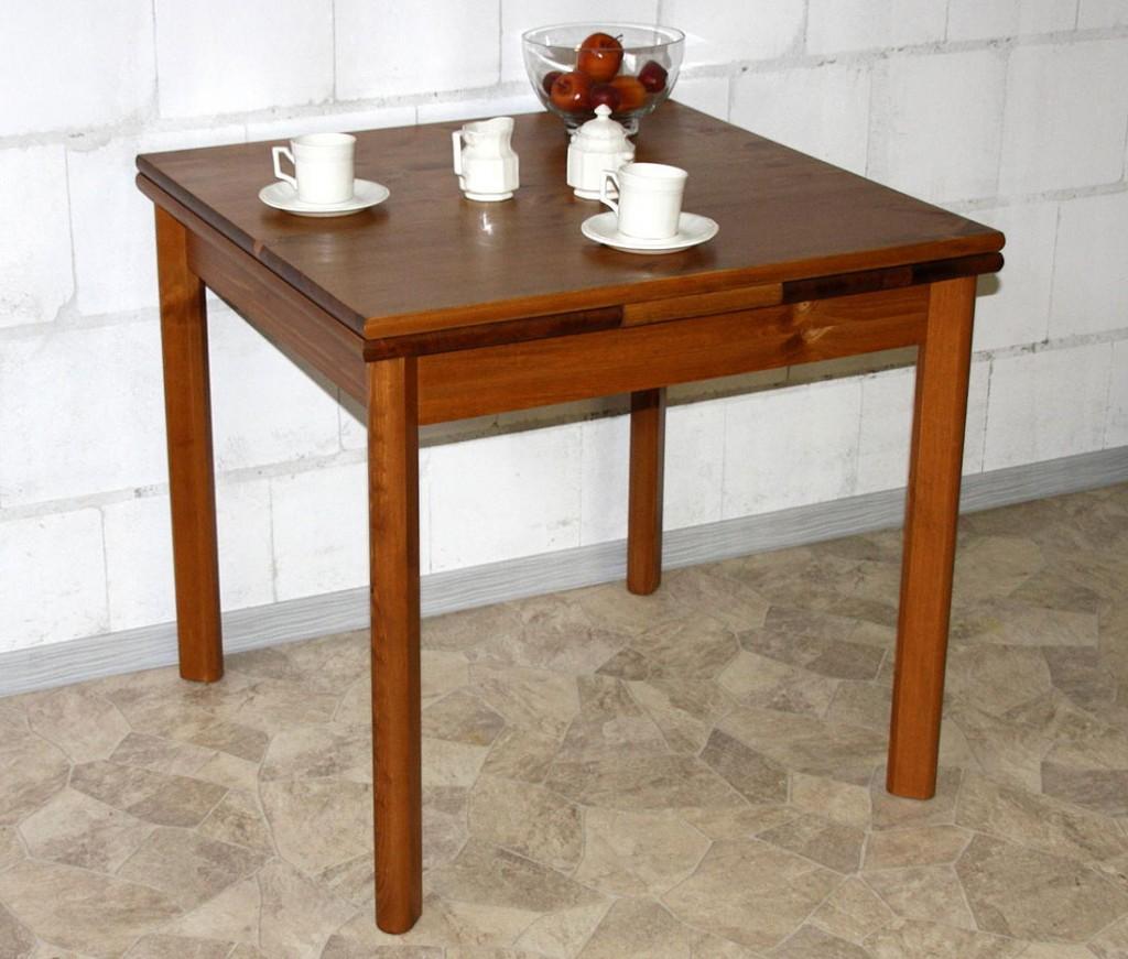 Tisch 80x80 Ausziehbar 40 Schön Esszimmertisch Holz Ausziehbar