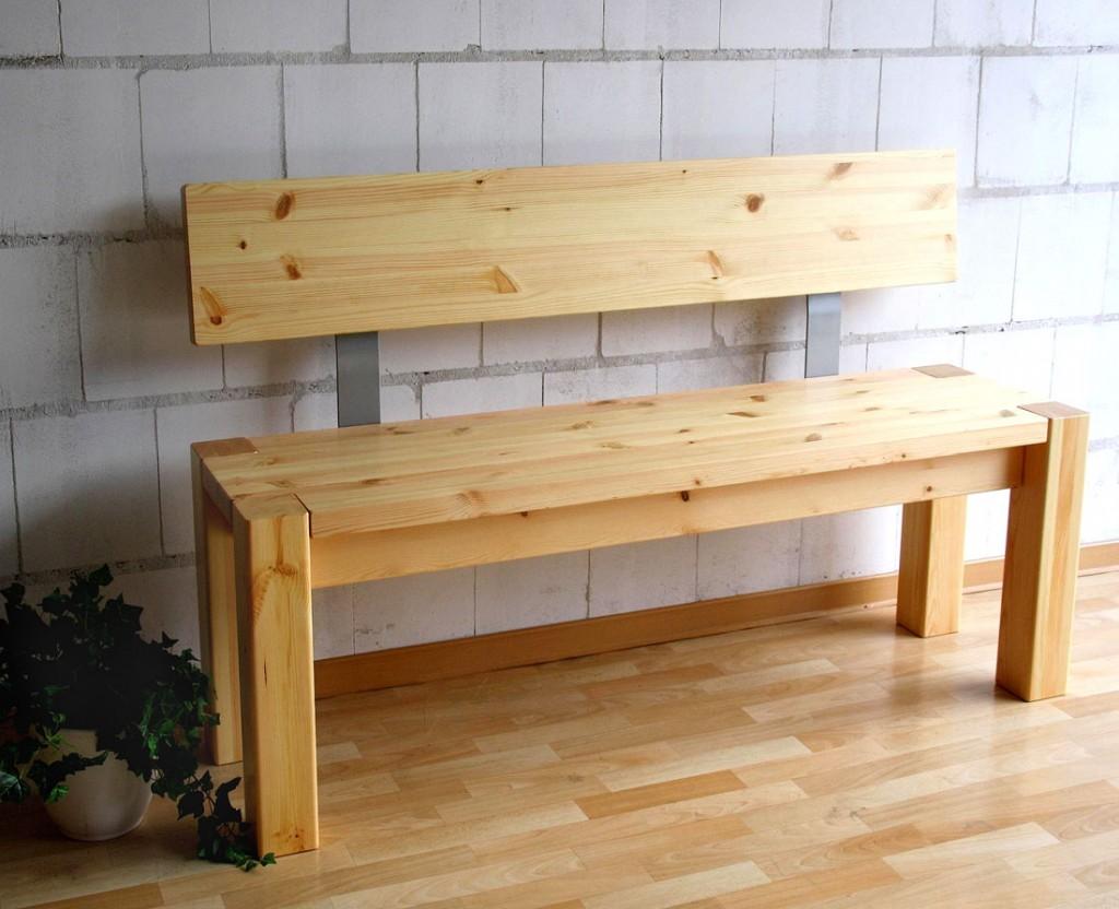 Küchenbank Lehne | Sitzbank Tree Baumkante Massiv Holzbank Esszimmer ...