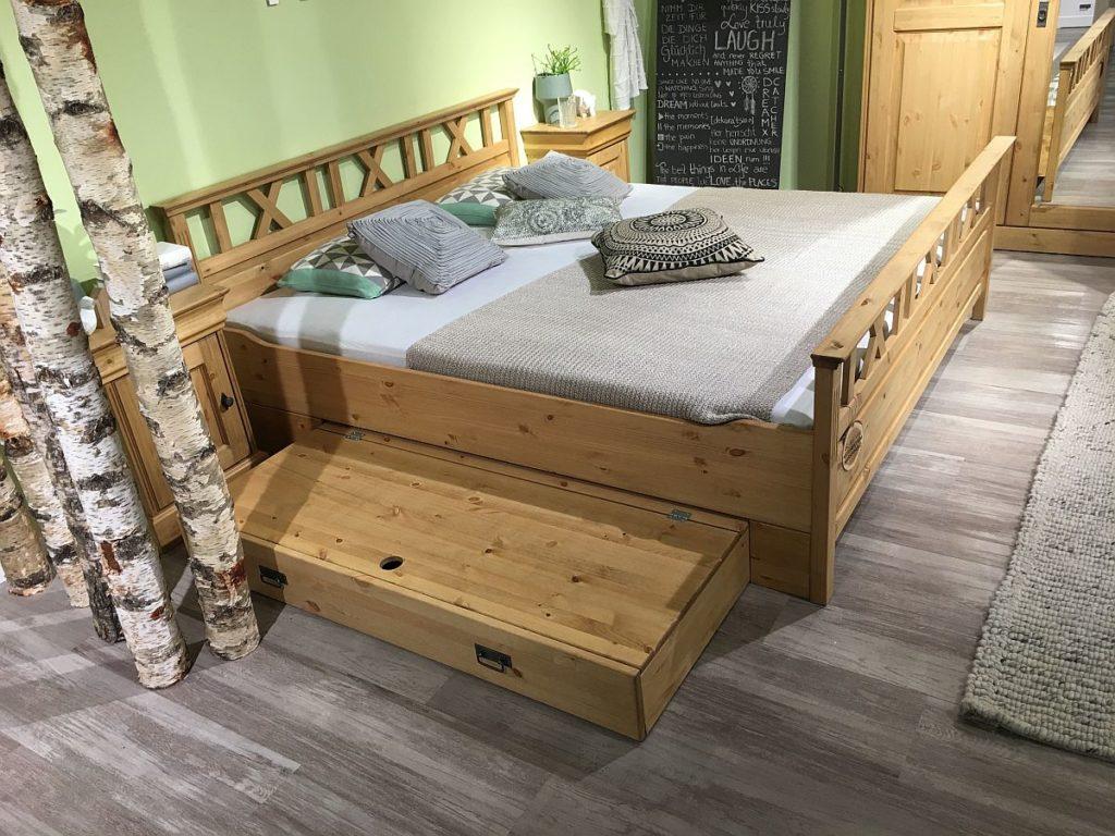 rimini massivholz schlafzimmer kiefer massivholz mobel