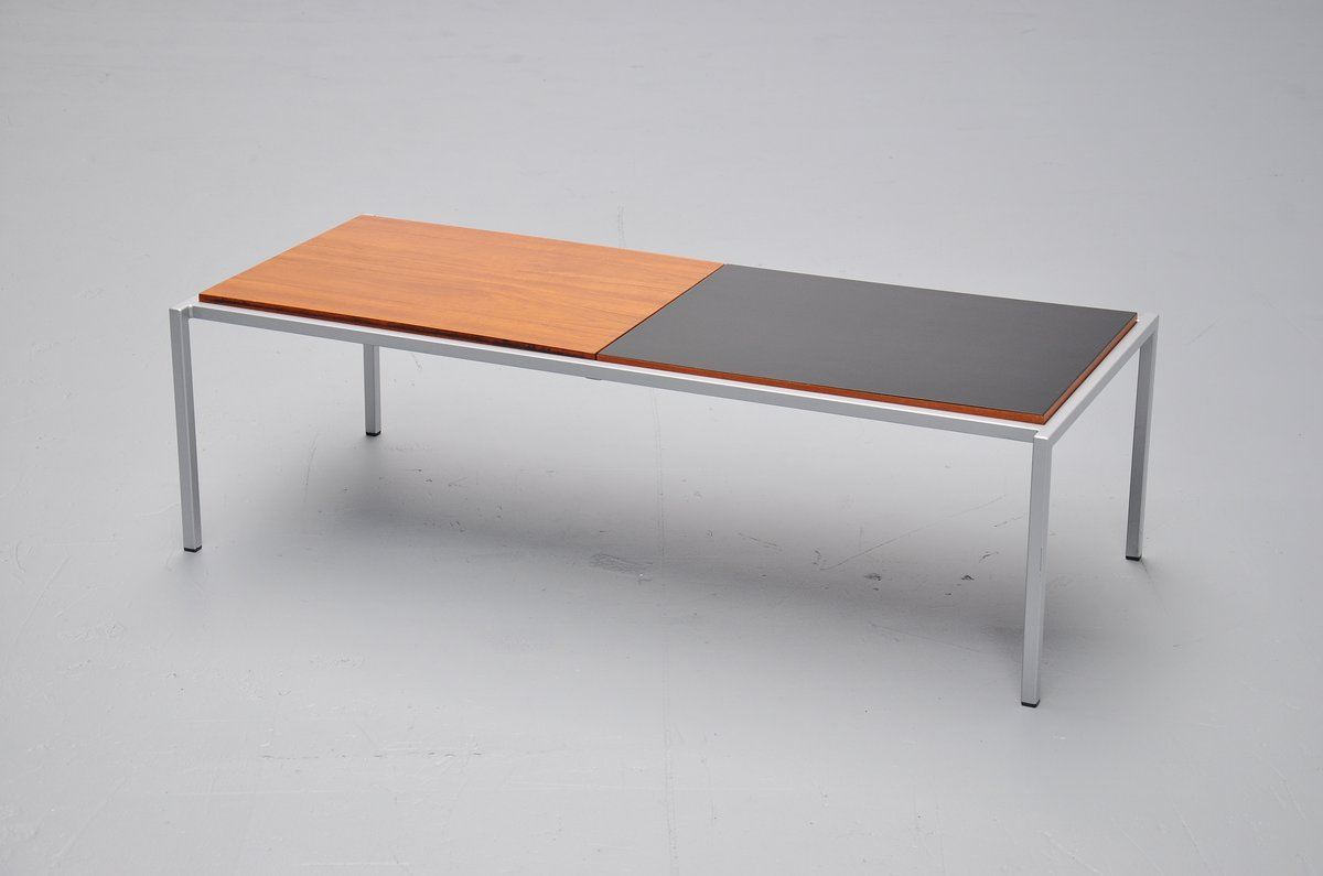 Flip Up Coffee Table Rob Parry Gelderland Coffee Table With Flip Tops 1961