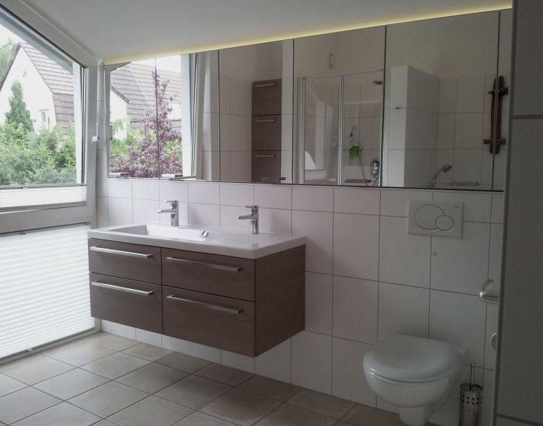 Spiegelschrank Badezimmer Einbau