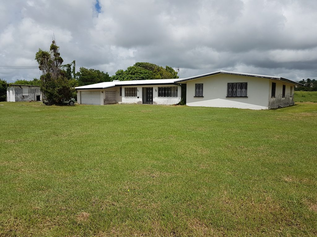 Garage Massy Lot 7 Gibbons Terrace Massy Realty Barbados