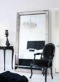Floor Mirrors: the Essential of Master Bedroom Interiors ...